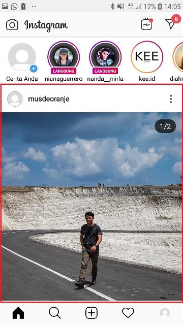 Cara Membuat Multiple Panoramic Instagram Musdeoranje Net