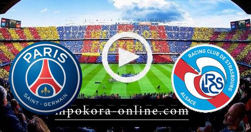 مشاهدة مباراة باريس سان جيرمان وستراسبورج بث مباشر كورة اون لاين 10-04-2021 الدوري الفرنسي