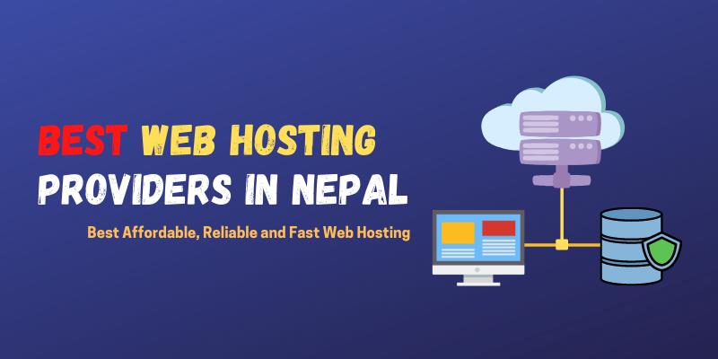 Best Web Hosting in Nepal