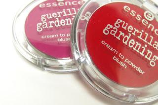 Kleiner Einkauf aus der Essence Guerilla Gardening LE