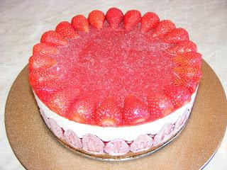 Reteta tort de inghetata facut in casa,