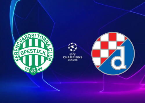 Ferencváros vs Dinamo Zagreb - Highlights 13 August 2019