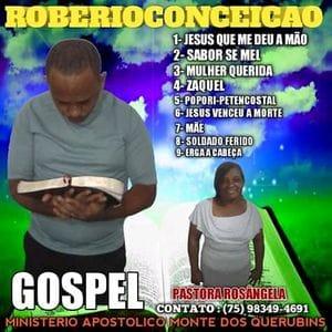 ROBERIO CONCEIÇÃO   JESUS VENCEU A MORTE
