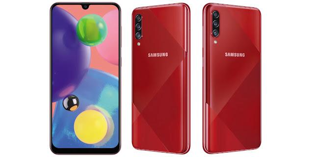 Samsung Galaxy A70s के कीमत में हुई 3,000 रु कि कटौती