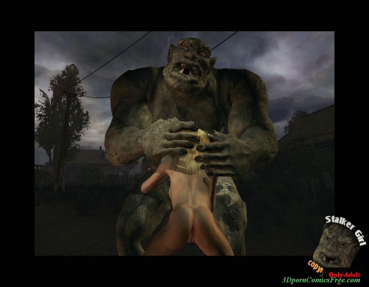 Stalker Porn