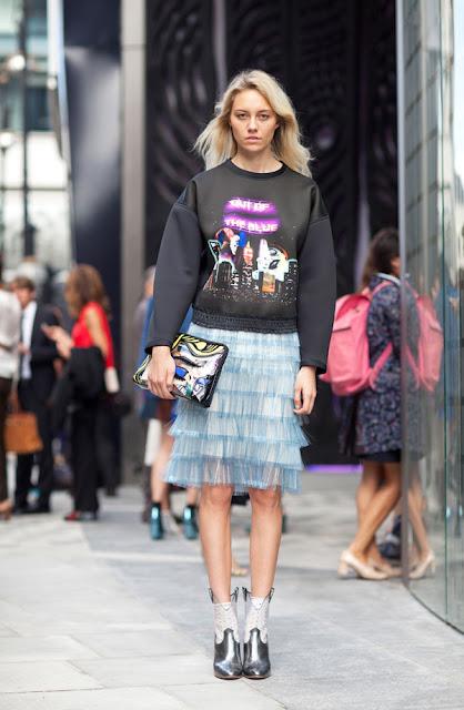 outfit felpa come abbinare la felpa felpa tendenza primavera 2018 how to wear sweatshirt
