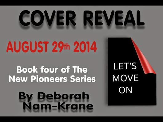 COVER REVEAL: Let's Move On by Deborah Nam-Krane