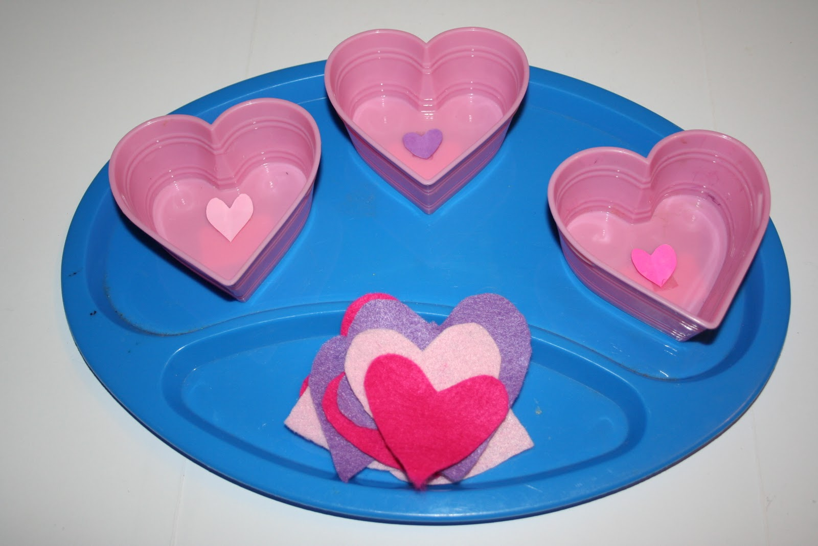 Our Country Road Winter And Valentine S Activity Trays