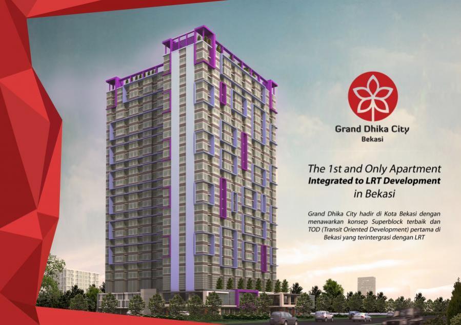 Di jual Apartemen Baru Siap Huni Full Furnish di Bekasi ...
