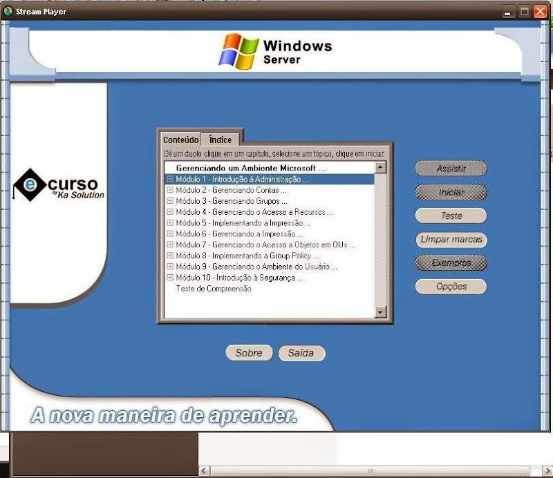 Download – Curso Para Certificação Microsoft – Mcsa-Mcse 70-290