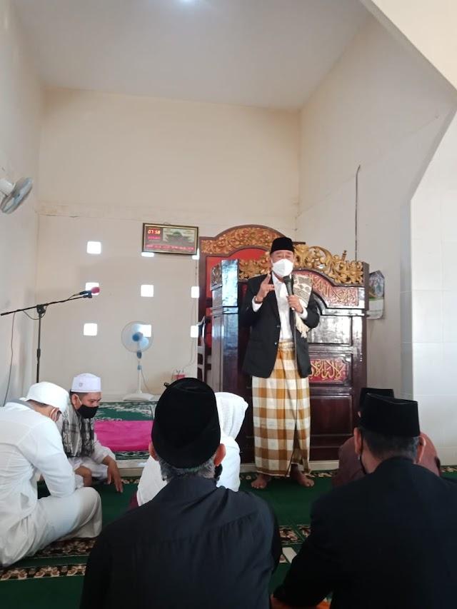 Bupati Lombok Utara Shalat Idul Adha di Gangga | Suara Bumigora