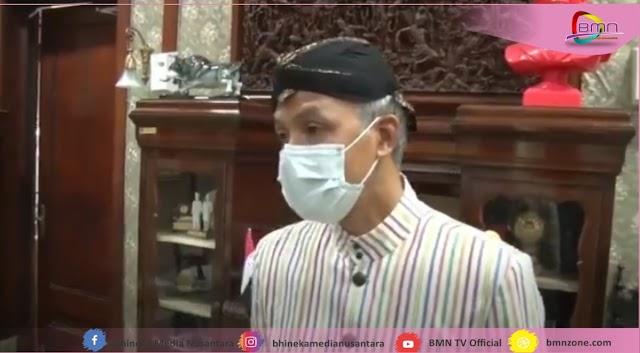 PPKM Mikro Jawa Tengah Di Perpanjang Hingga 22 Maret 2021