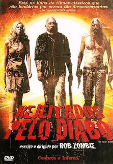 Rejeitados Pelo Diabo - DVDRip Dublado