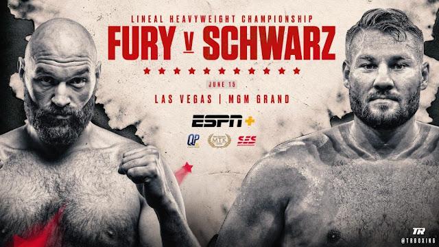 Tyson Fury Vs Schwarz Live Streaming Tyson Fury Vs Schwarz