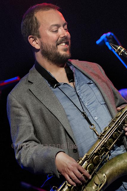Bill McHenry, Nova Jazz Cava, Terrassa, 7/3/2015