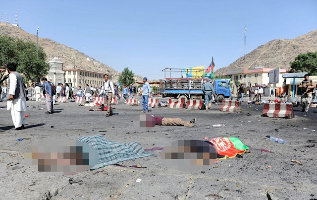 Ataque contra a minoria Hazara deixa centenas de mortos em Cabul - MichellHilton.com