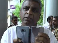 Dhammika Ranatunga noticed by court over threatening media men