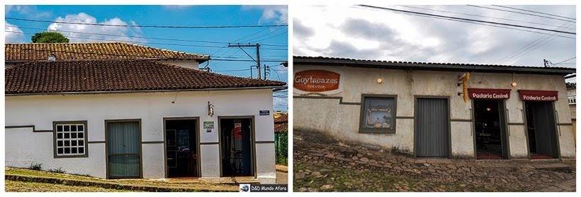 Padaria de Catas Altas e de São Miguel: minissérie Se Eu Fechar os Olhos Agora. Foto do cenário: Marilane Batista/Ascom