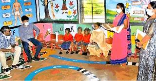 पीएम आवास में हुई मनमानी, नुनखान सेक्टर में मिले 16 कुपोषित बच्चे