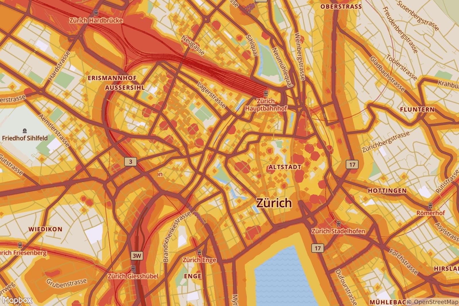 Zurich noise