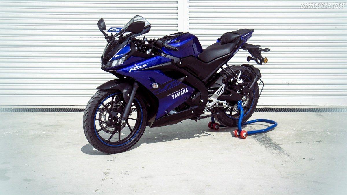 Gambar Yamaha R15 V3 kualitas HD - 24