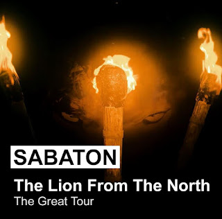 "Sabaton - ""The Lion From The North"""