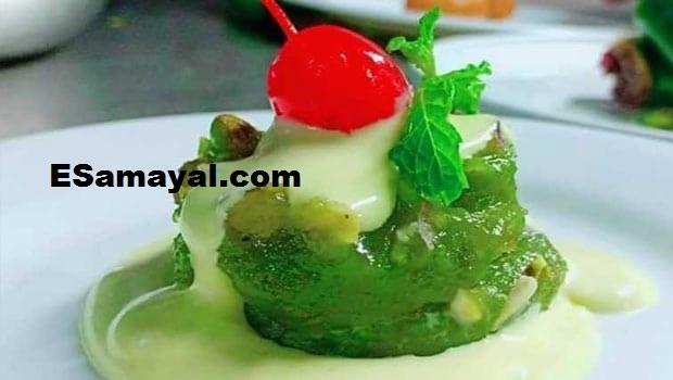 சுச்சினி அல்வா ரெசிபி | Zucchini Halwa Recipe !