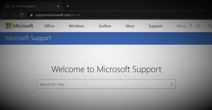 Microsoft customer support database exposed online
