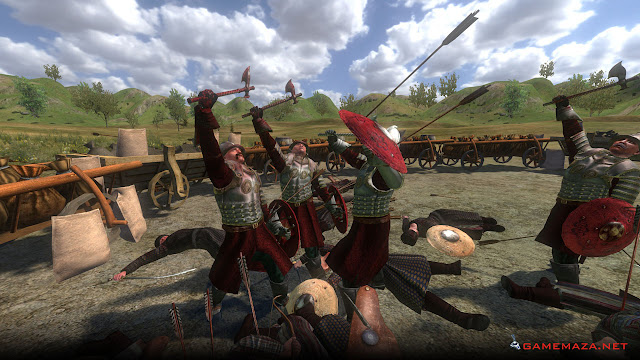 Mount and Blade with Fire and Sword Gameplay Screenshot 1
