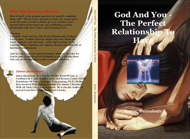 BOOKS BY JAMES DAZOULOUTE ---- WRITTEN FOR YOU...