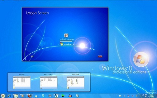 Windows 8 Is Going To Be Final Release