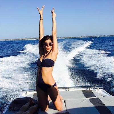 Archana Vijaya Sexy Bikini pics from Instagram