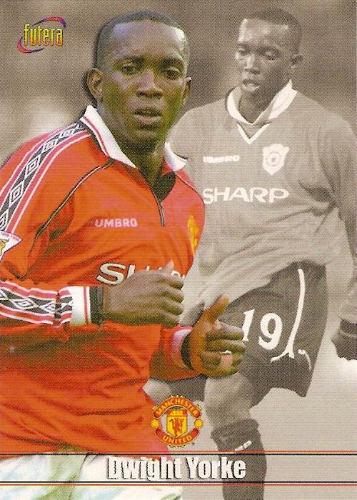 No Manchester United 2000 21st Century Singapore 22 Henning Berg Futera