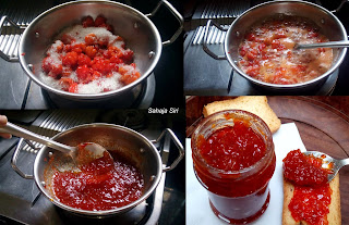 Pitanga berries Murabba