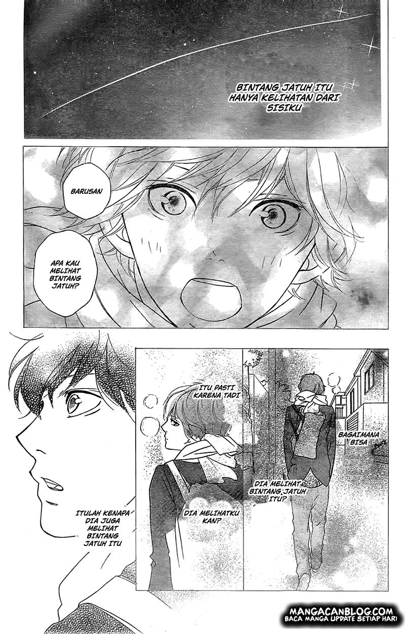 Ao Haru Ride Chapter 35-38