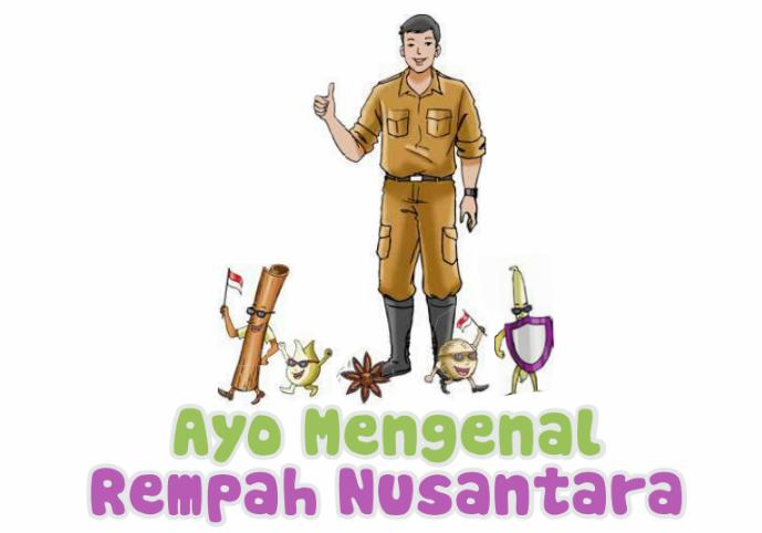Ayo Mengenal Rempah Nusantara