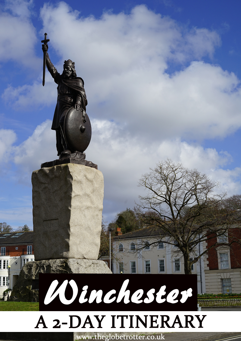 Winchester 2-day itinerary