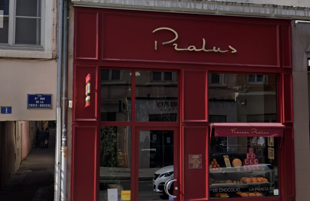 Pralus, point de vente de la Croix-Rousse