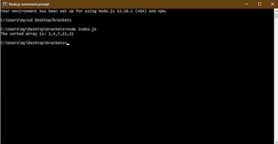 node terminal