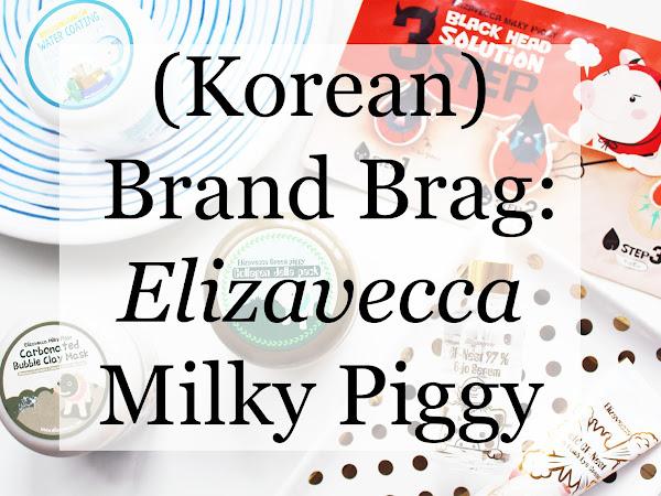 (Korean) Brand Brag: Elizavecca Milky Piggy