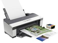 Cara Mengatasi Printer Epson T1100, 1390, L1300, dan L1800 Lambat Dalam Mencetak