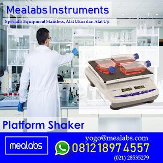 Platform Shaker adalah