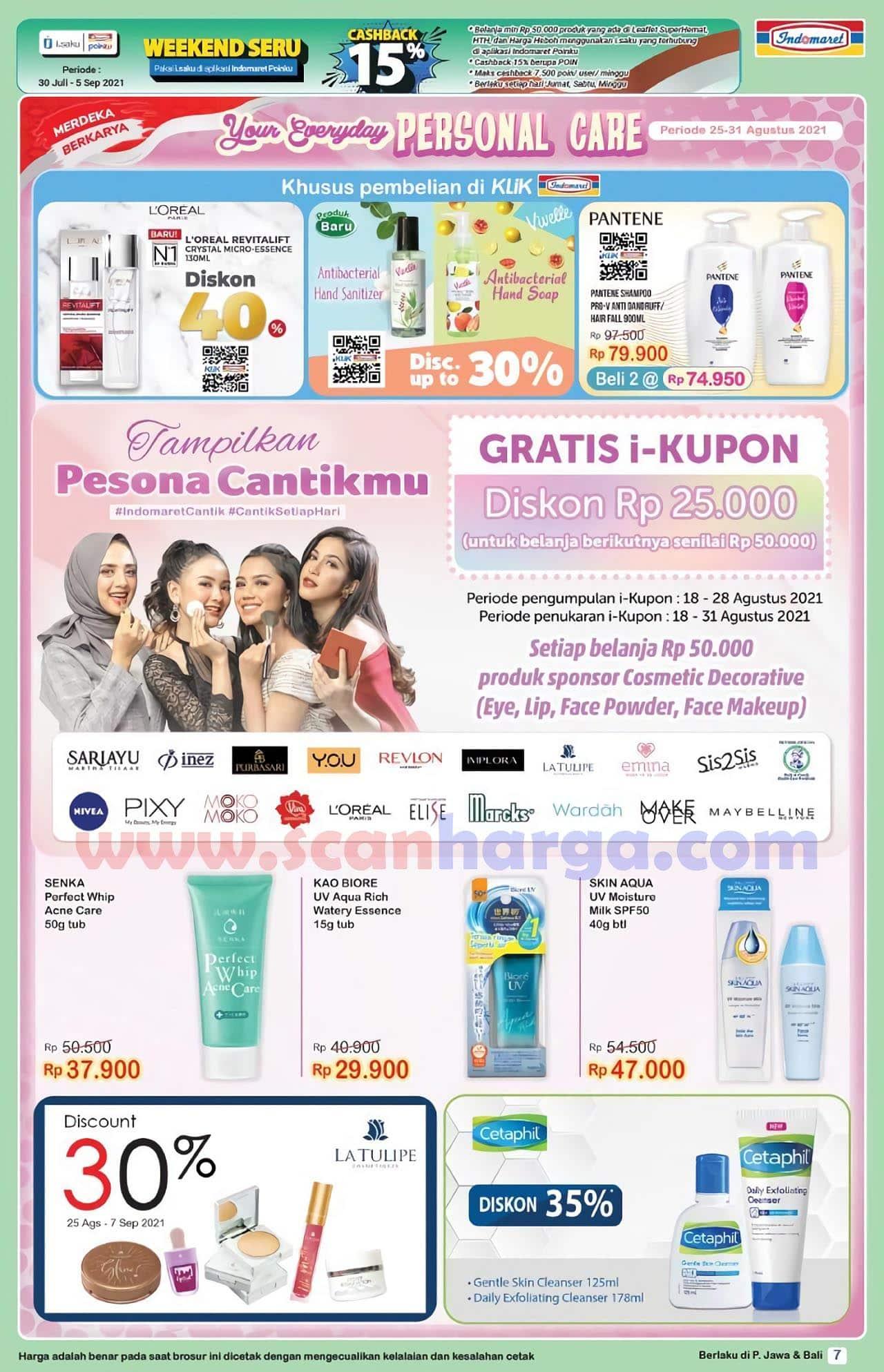 Katalog Promo Indomaret 25 - 31 Agustus 2021 7