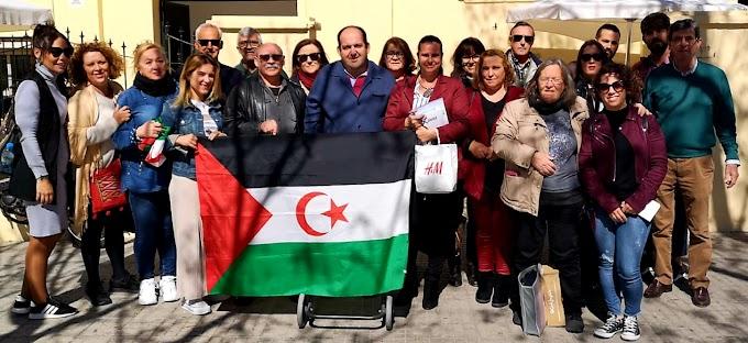 La Federación de Asociaciones Solidarias con el Sahara de Cádiz nombra nueva directiva, y ratifica su compromiso con la causa del Pueblo Saharaui