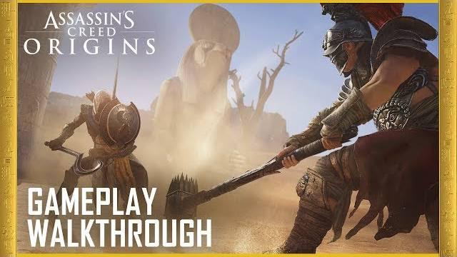 E3 2017 Gameplay Walkthrough