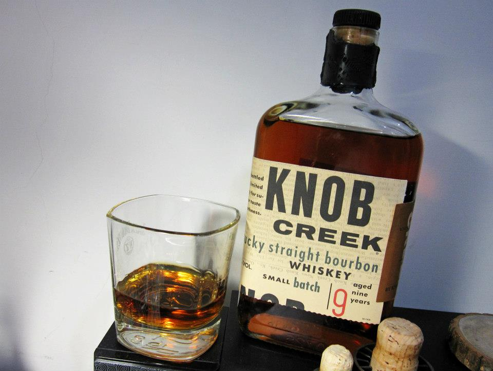 波本桶 The Bourbon Cask: [波本] Knob Creek 9 Years review