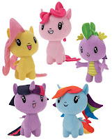 New My Little Pony Plush Lines Announced by Toy Factory