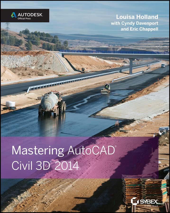 تحميل كتاب mastering civil 3d pdf