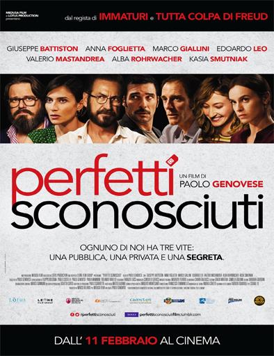 Ver Perfetti sconosciuti (2016) Online