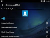 BBM Mod Transparan  V3.0.1.25 Terbaru 2016